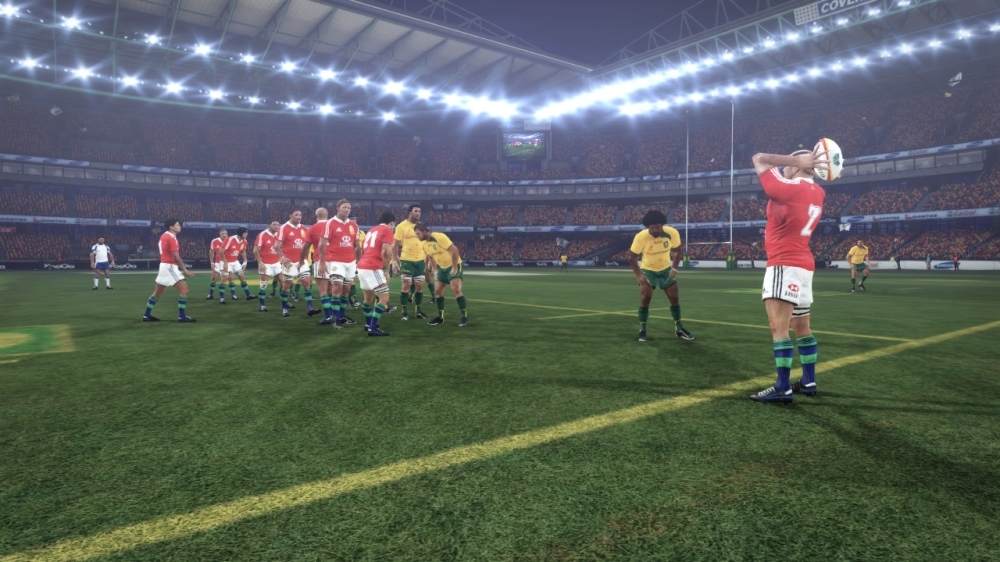 Bild från Rugby Challenge 2 - The Lions Tour Edition