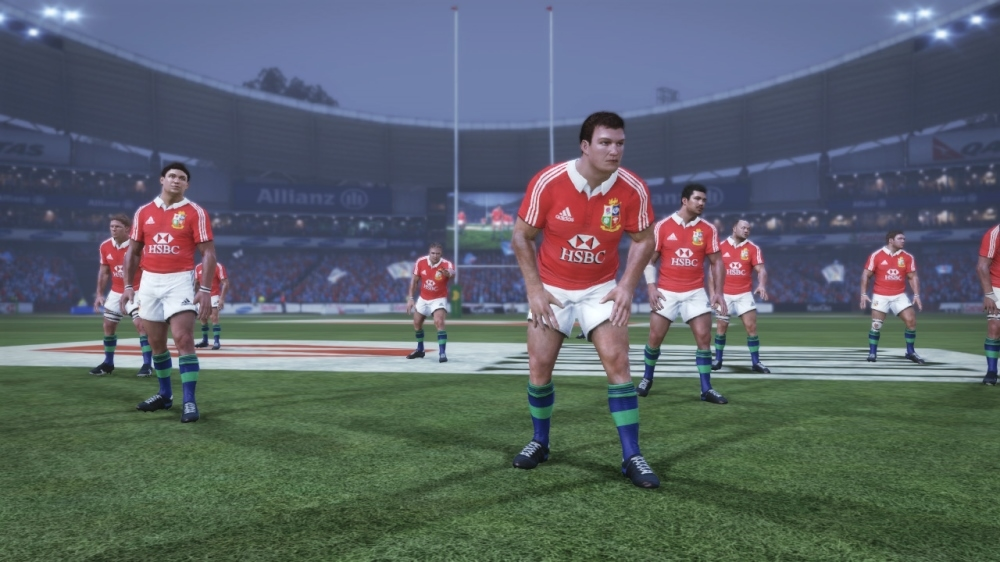 Image from Rugby Challenge 2 - The Lions Tour Edition