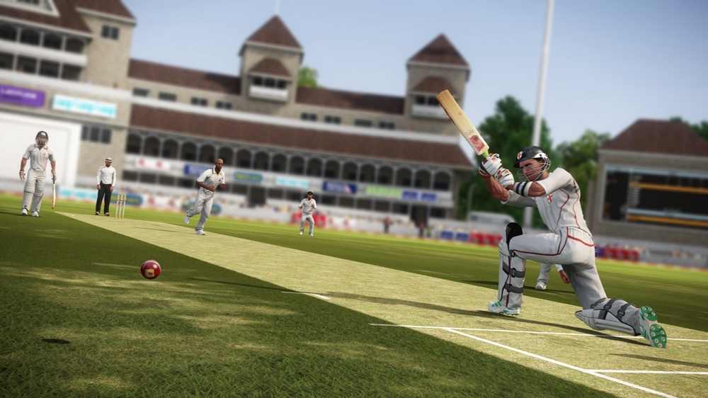 Image from Don Bradman Cricket 14