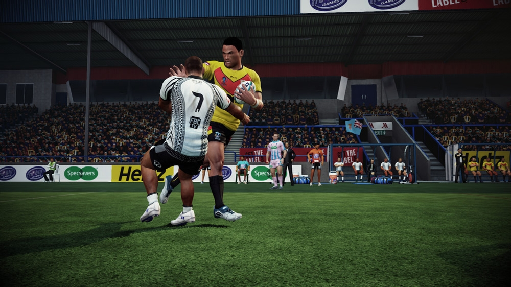 Image from Rugby League Live 2 - World Cup Edition