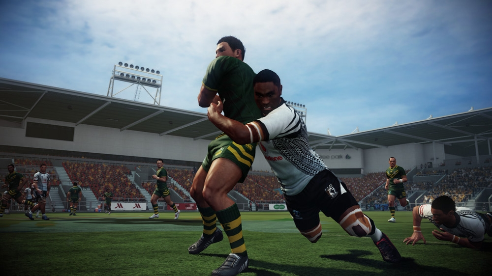 Imagen de Rugby League Live 2 - World Cup Edition