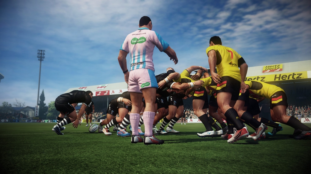 Image de Rugby League Live 2 - World Cup Edition