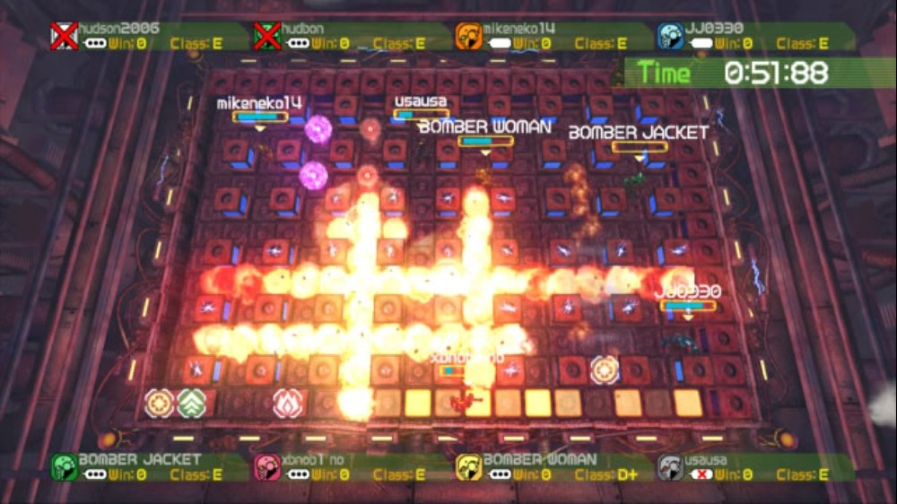 Image from BOMBERMAN Act:Zero