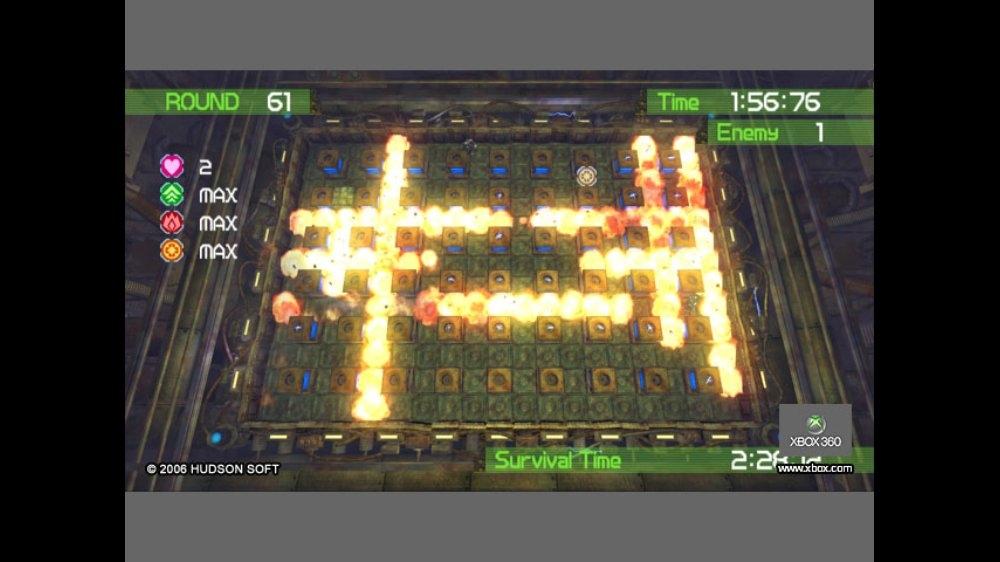 Image from BOMBERMAN Act:Zero