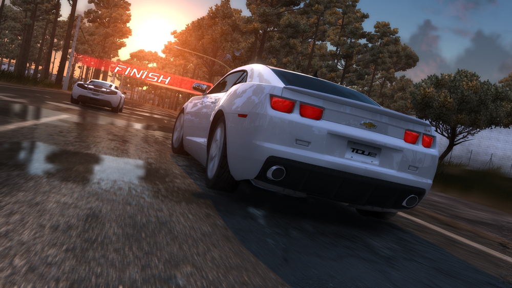 Image from Test Drive Unlimited 2