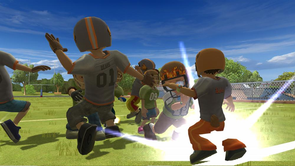Image from Backyard Sports: Rookie Rush