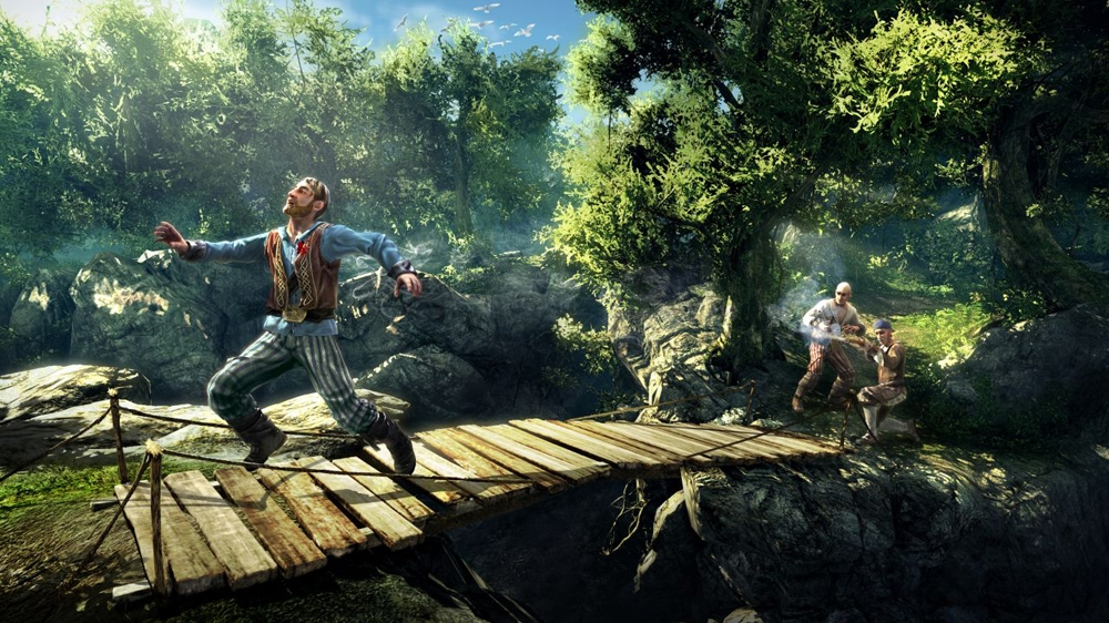 Immagine da Risen 2™: Dark Waters