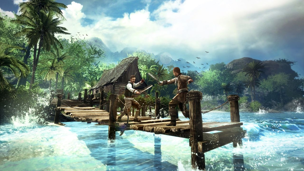 Kép, forrása: Risen 2™: Dark Waters
