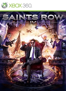 Saints Row IV Wild West Pack Trailer