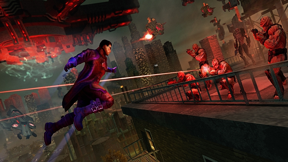 Immagine da Saints Row IV