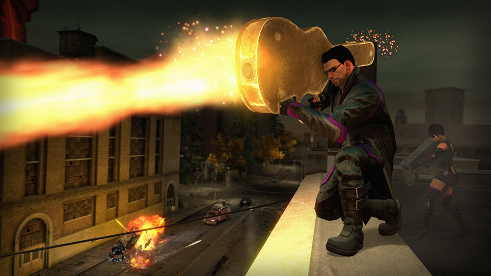 Image de Saints Row IV