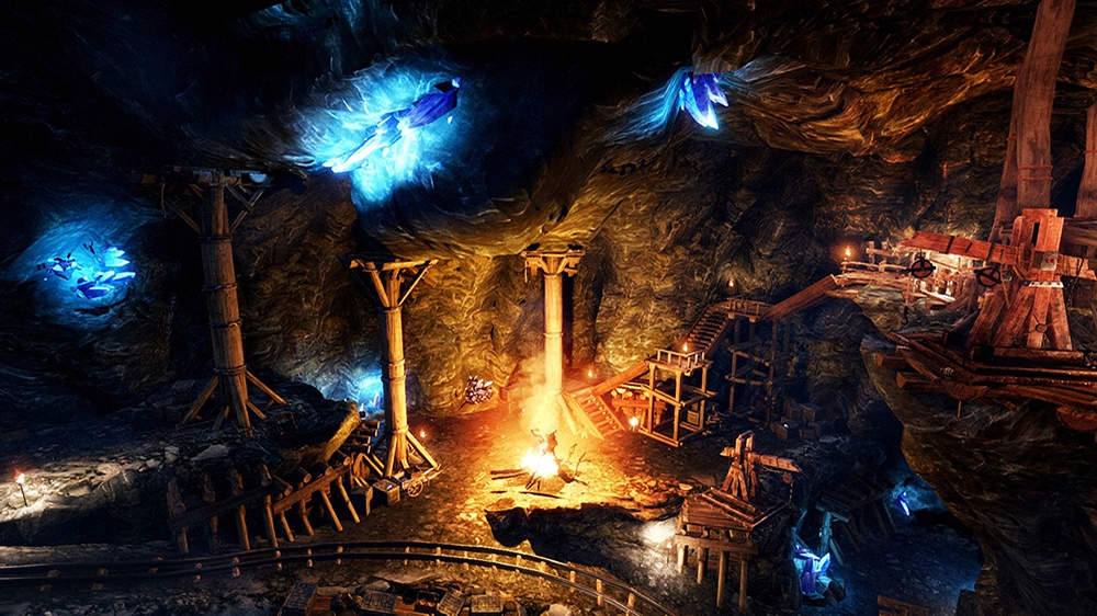 Image from Risen 3 Titan Lords
