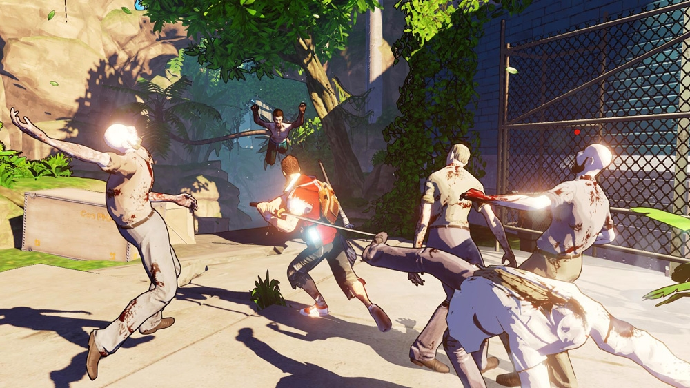 Image from Escape Dead Island