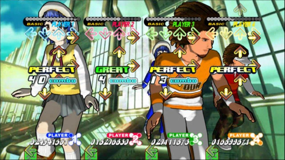 Image from DDR/DS Universe
