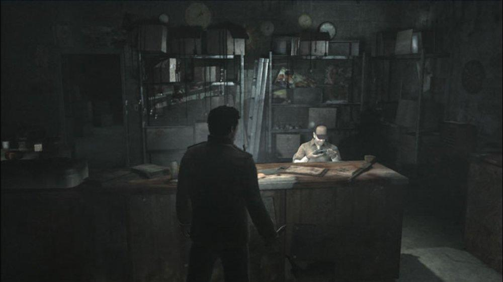 Image from Silent Hill Homecoming