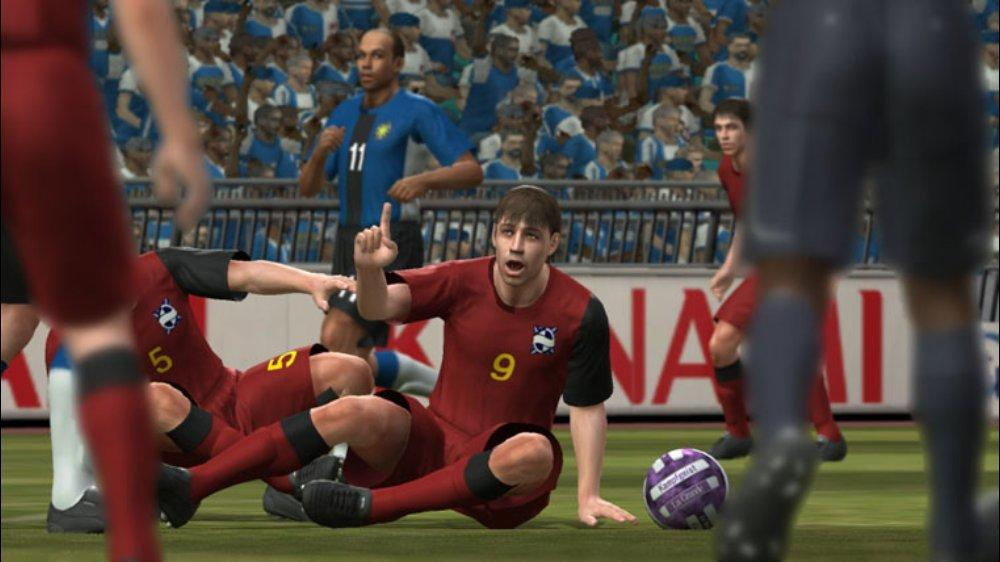 Image from PES2008