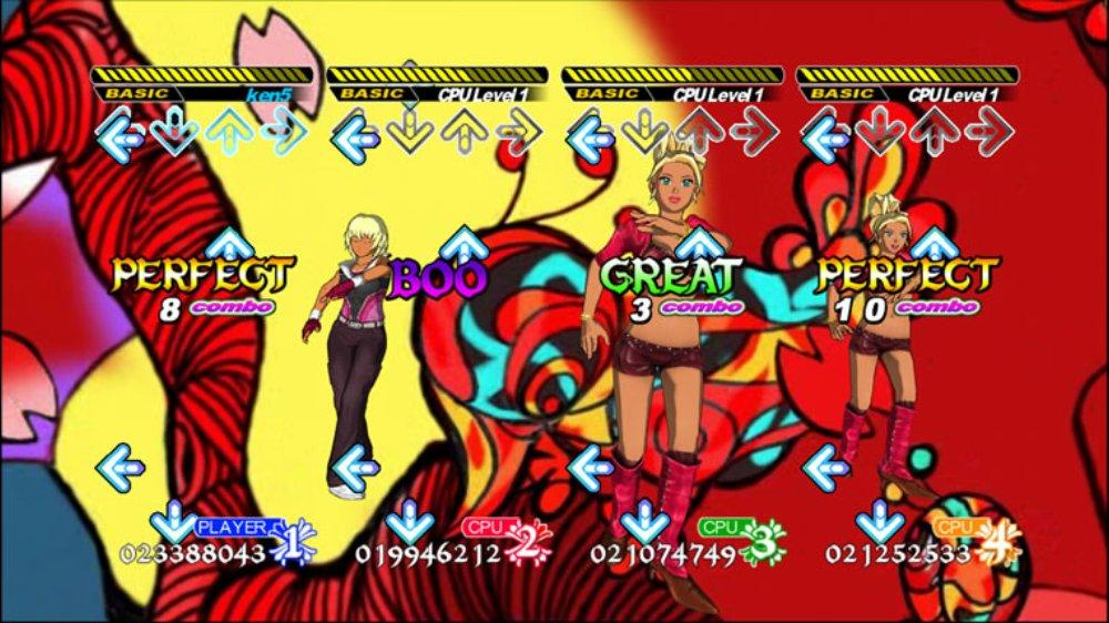 Image from DDR/DS Universe 2