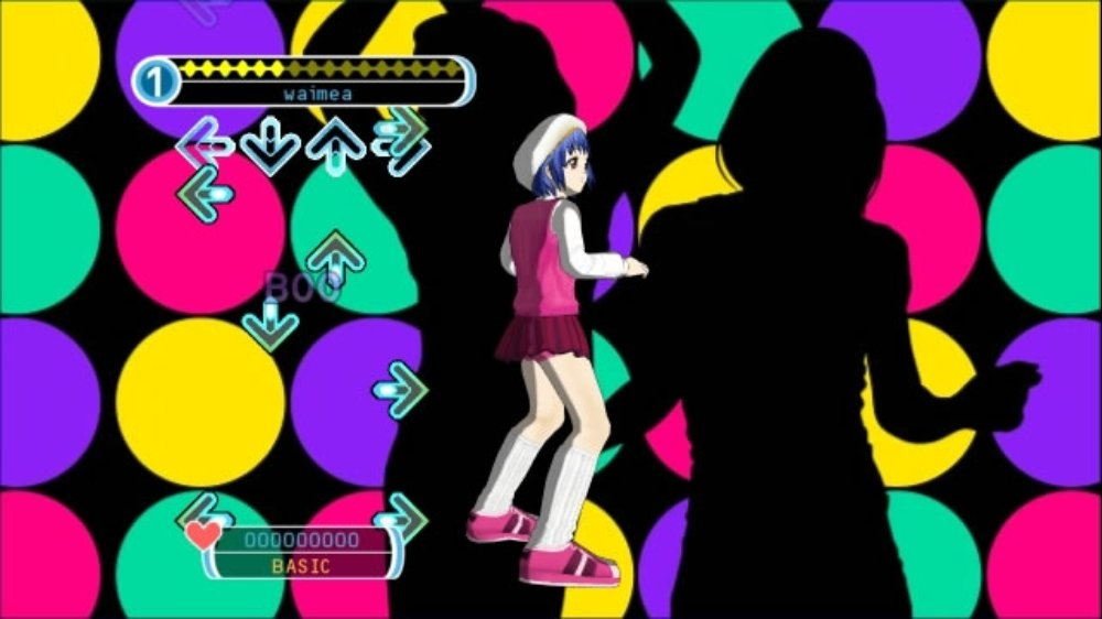 Image from DDR Universe 3