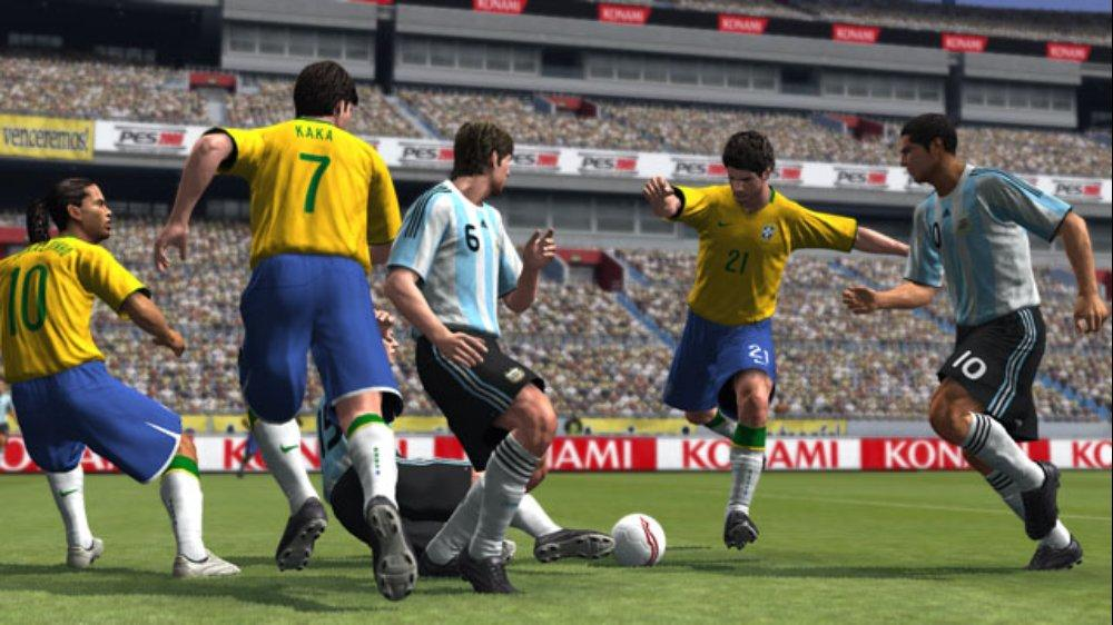 Image from PES 2009