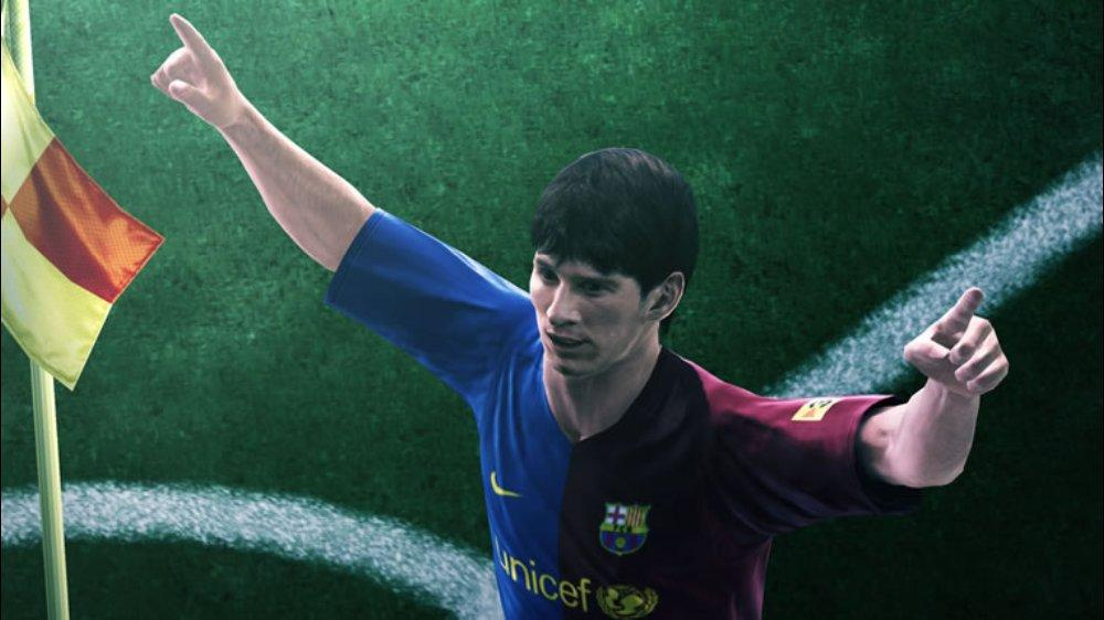 Image from PES 2010