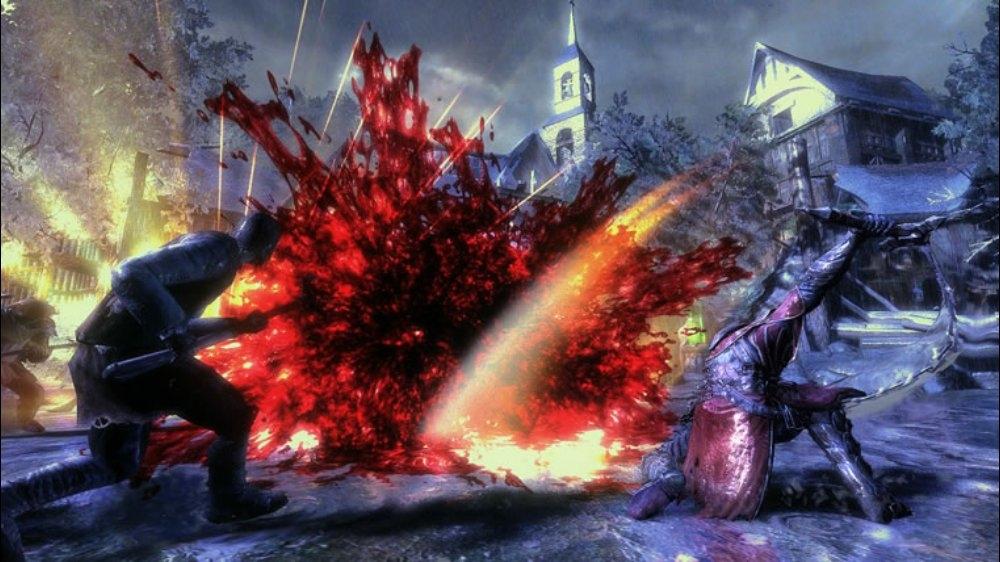 Image from Castlevania LoS