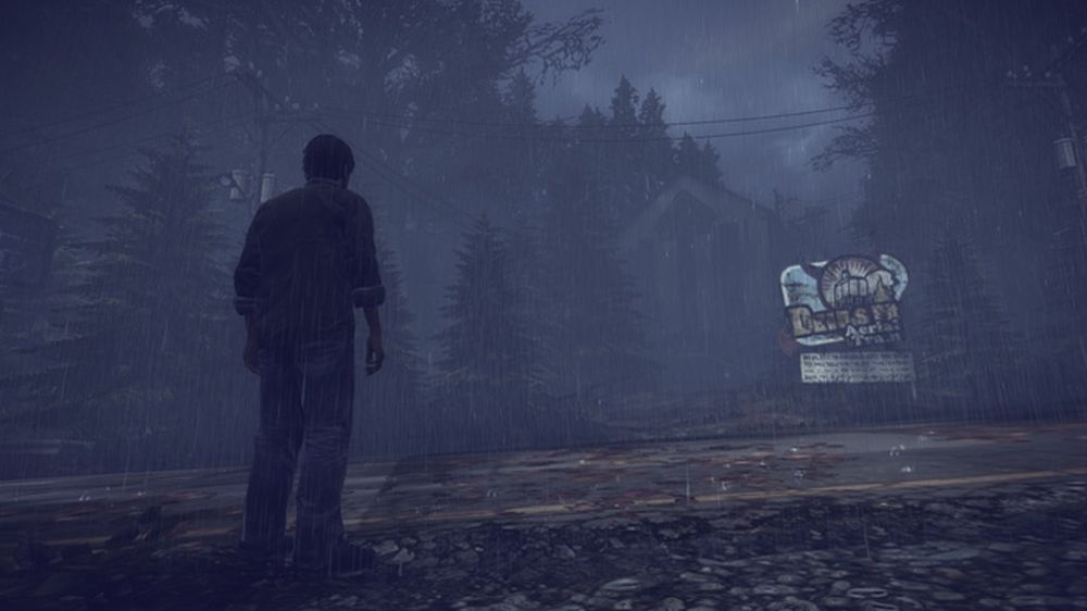 Image from Silent Hill:  Downpour