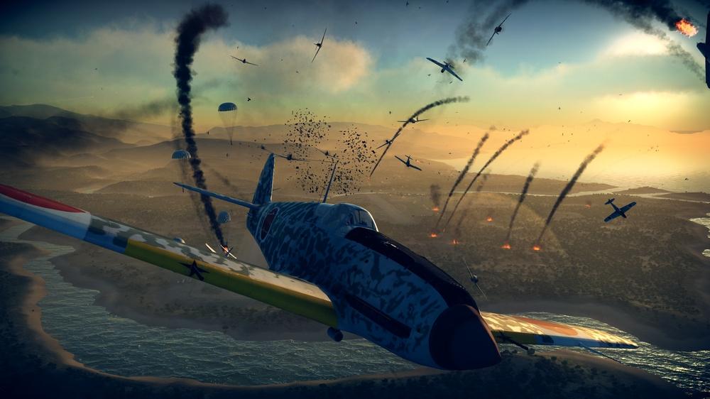 蒼の英雄 Birds of Steel  のイメージ