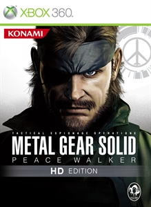 Metal Gear Solid Peace Walker HD Edition boxshot