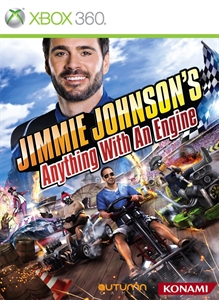 Jimmie Johnson&#39;s Anything With An Engine
