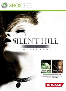 Silent Hill HD Collection boxshot
