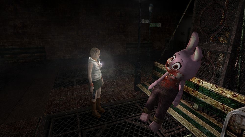 Image from Silent Hill:  HD Collection