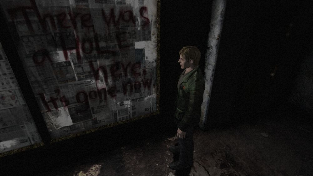 Billede fra Silent Hill:  HD Collection