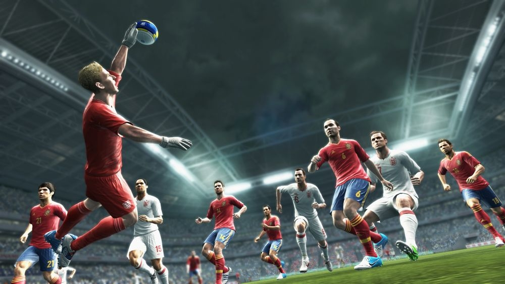 Image from PES 2013