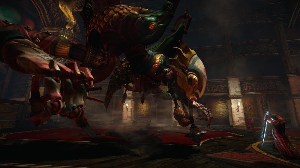 Image from Castlevania: LoS 2