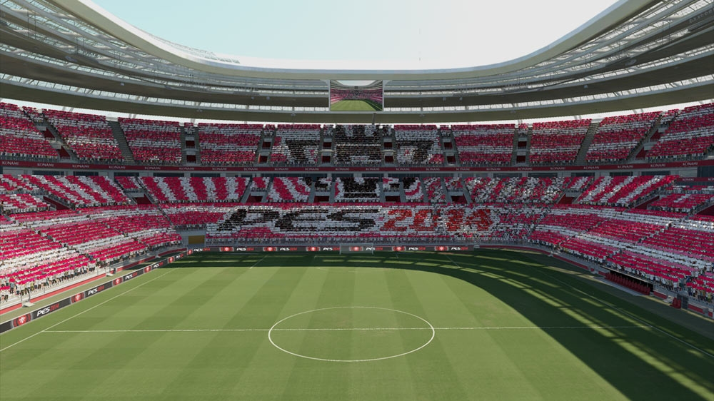 Image from PES 2014