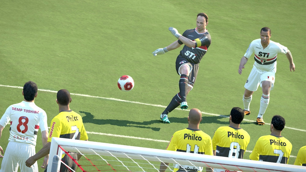 Image from Winning Eleven 2014