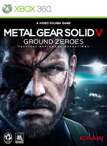 Metal Gear Solid V: Ground Zeroes boxshot