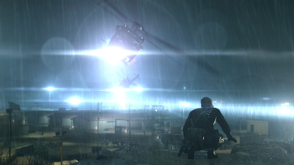 Image from METAL GEAR SOLID V: GROUND ZEROES
