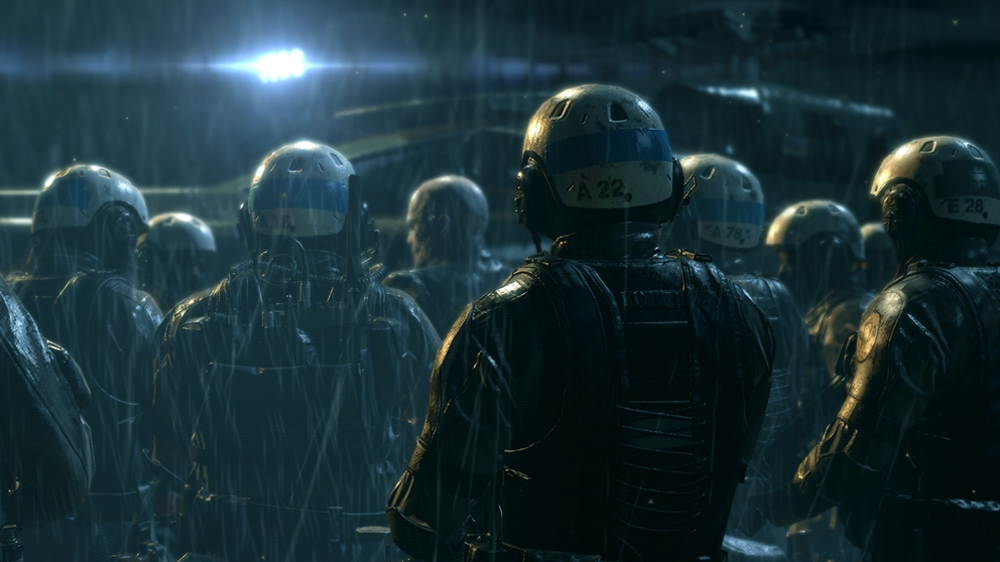 Immagine da METAL GEAR SOLID V: GROUND ZEROES