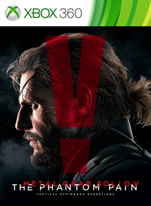 Metal Gear Solid V: The Phantom Pain boxshot