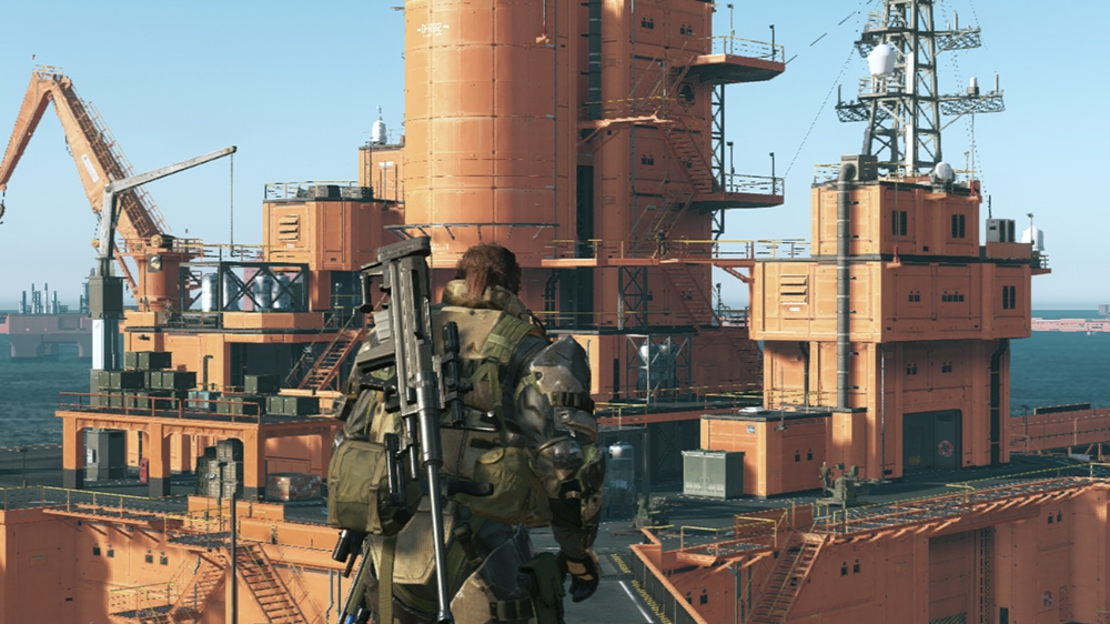 Imagen de METAL GEAR SOLID V: THE PHANTOM PAIN