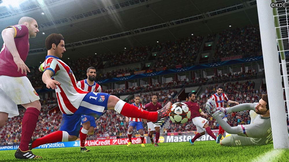 Image from PES 2015