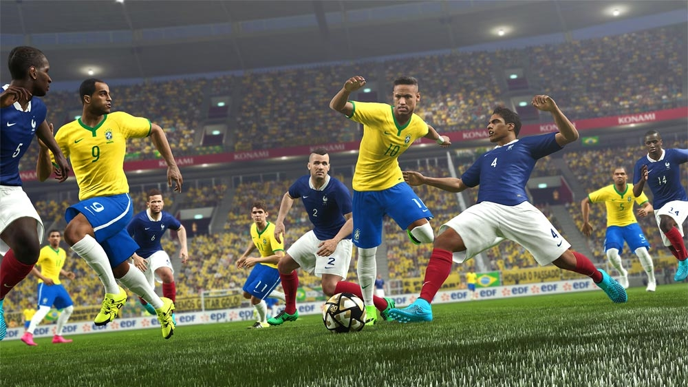 Image from PES 2016