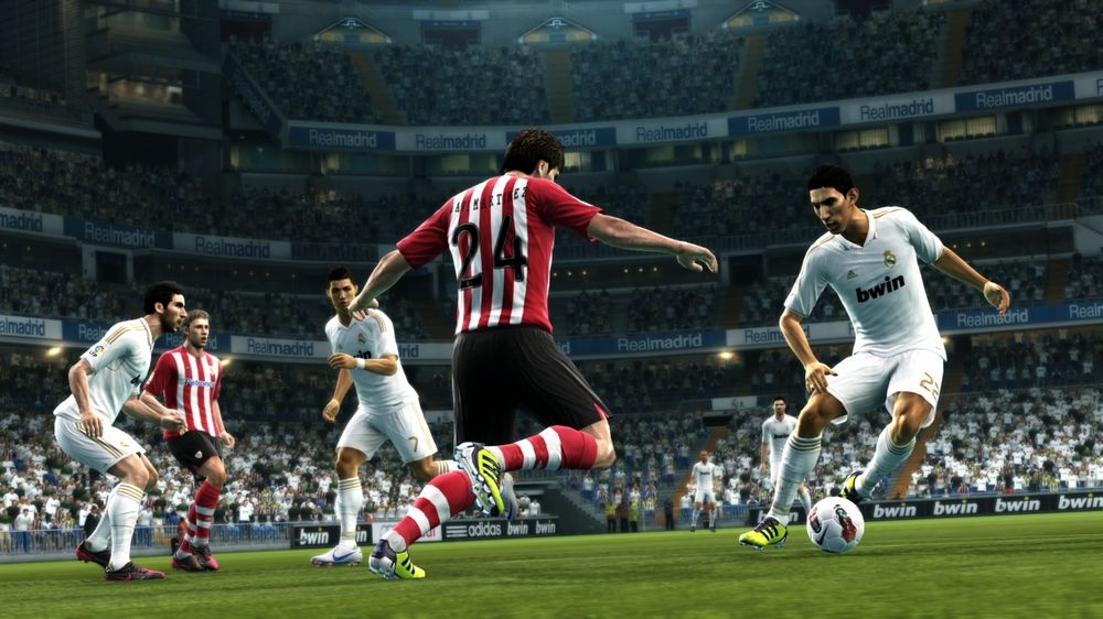 Image from Pro Evolution Soccer 2013 Demo No. 1