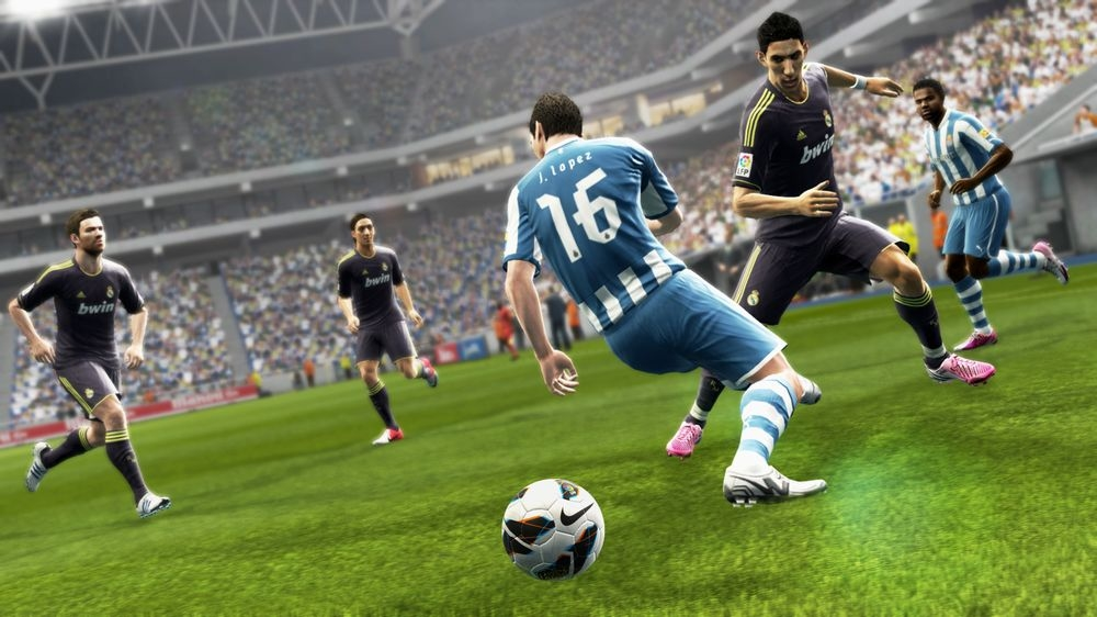 Kuva pelistä Pro Evolution Soccer 2013 Demo No. 2