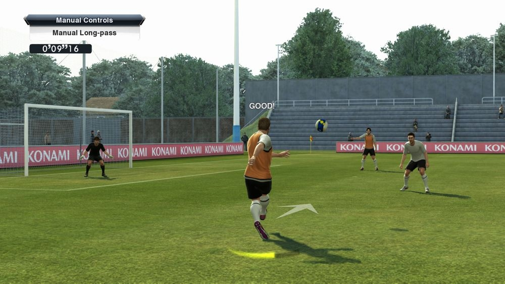 Image from Pro Evolution Soccer 2013 Demo No. 2
