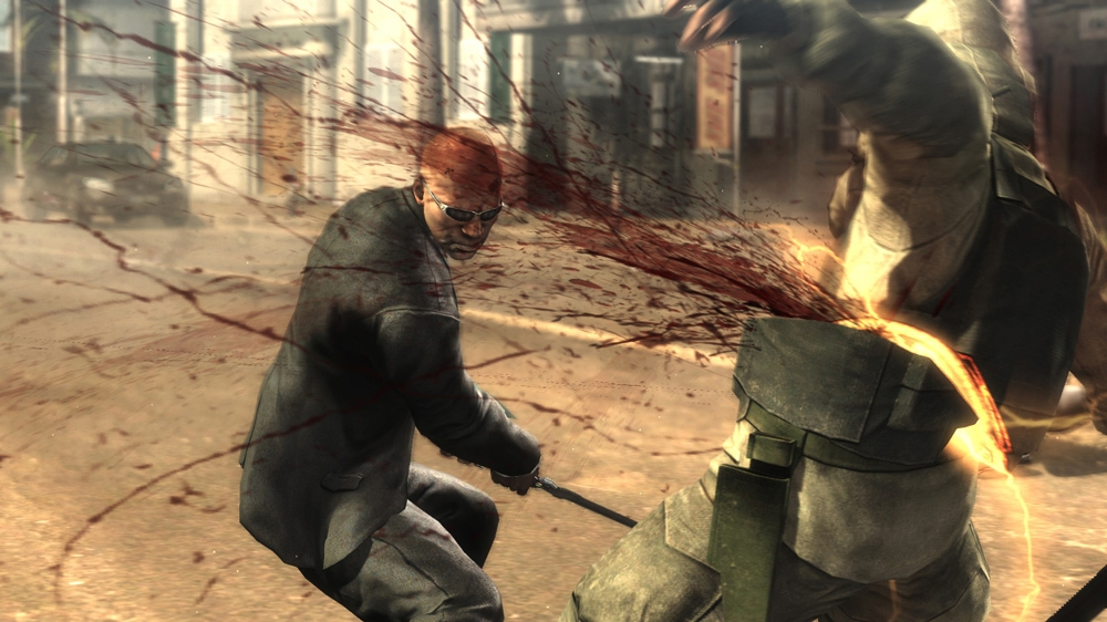 Imagem de METAL GEAR RISING: REVENGEANCE DEMO