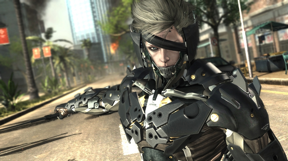 METAL GEAR RISING: REVENGEANCE DEMO 이미지