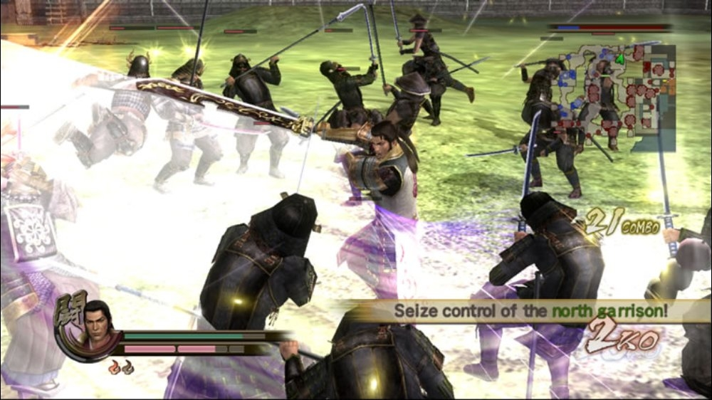 Obraz z SAMURAI WARRIORS 2