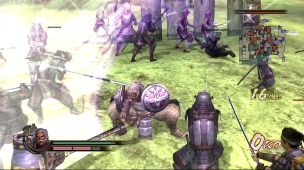 Image from SAMURAI WARRIORS 2 with Xtreme Legends